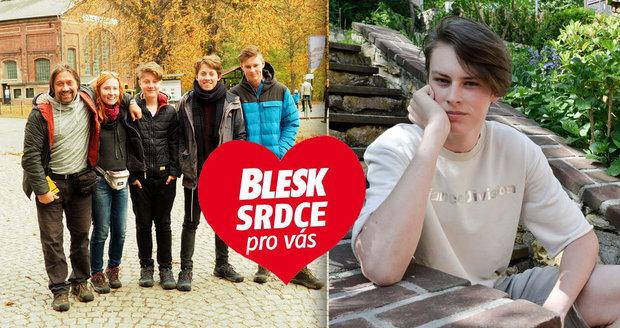 Kostkanovi z Prahy se zapojili do AFS Mezikulturních programů
