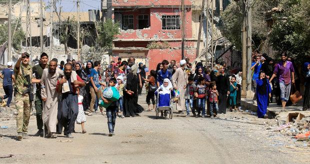 Boj s ISIS stál život tisíce nevinných lidí, tvrdí organizace. Koalice přiznala jen stovky