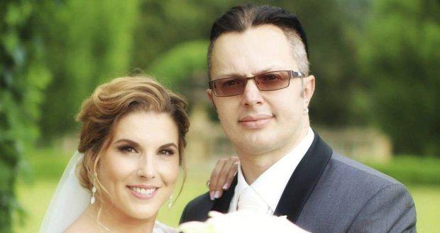 Marcela Škábová bude dlouho vzpomínat na svatební noc.