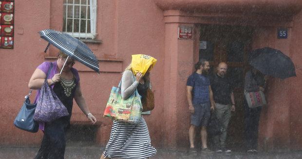 Do začátku školy se ochladí, pršet bude průměrně