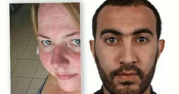 Útočník z Londýna svedl starší Britku krátce poté, co nezískal v zemi azyl