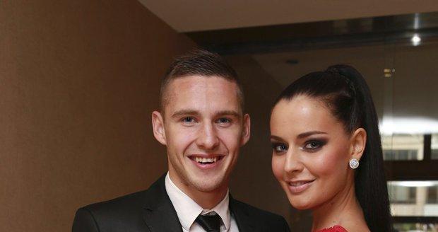 Tereza se provdá za fotbalistu Pavla Kadeřábka.