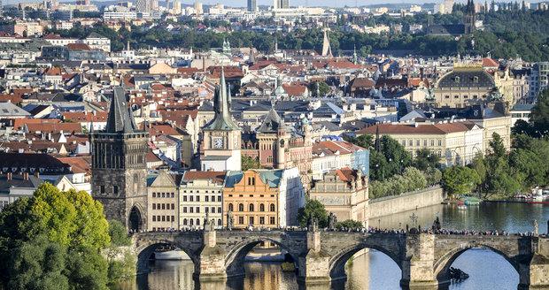 Počet ubytovaných přes Airbnb v Praze rapidně roste (ilustrační foto).