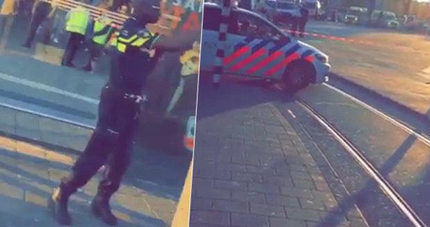 V Amsterodamu srazil vůz pět lidí: Šlo o terorismus?