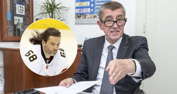"Babiše rozčílil uprchlický ""diktát z EU"". Na Junckera vytáhl Jágra"