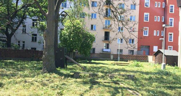 Praha 9 řeší podobu několika vnitrobloků na panelových sídlištích. (ilustrační foto)