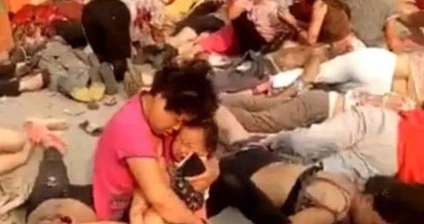 Po explozi ve školce osm mrtvých. Bombu na děti nastražil duševně chorý soused
