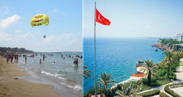 Turecko hlásí famózní návrat na scénu! Turisty lákají nízké ceny a  bezpečnost 2d19895df0