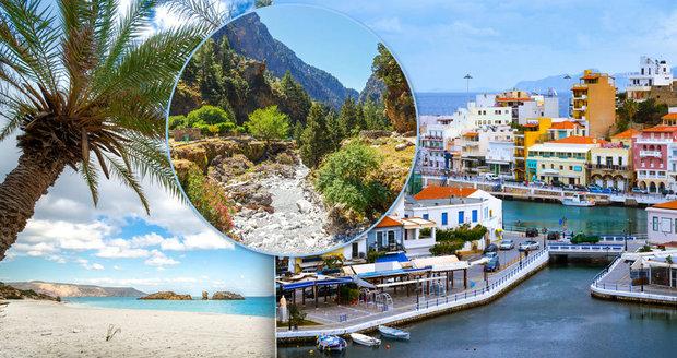 Božská dovolená na Krétě: Narodil se zde vládce olympských bohů Zeus!
