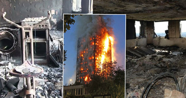 Vyšetřování požáru v Grenfell tower začíná: V plamenech našlo smrt 80 lidí, najde se viník?