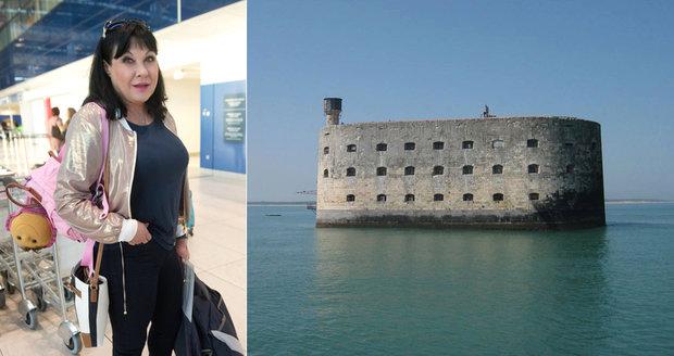 Dáda Patrasová odletěla do Pevnosti Boayard.