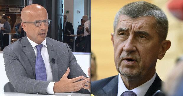 Telička končí spolupráci s Babišem. Rozešli se v názoru na euro, EU i zahraniční politiku