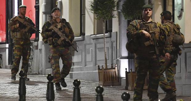 V Bruselu se pokusil zřejmě odpálit Usáma Z. (†36). Pocházel z Maroka
