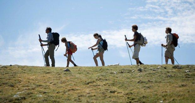 Na sportovní dovolenou je ideální konec dubna a začátek května