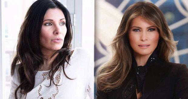 Žena chce vypadat jako Melania Trump. Podstoupí kvůli tomu 8 operací