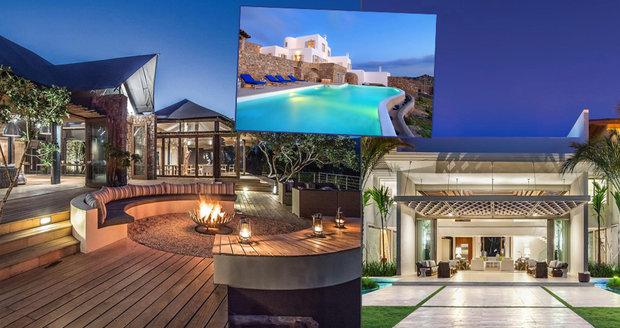 Nejkrásnější domy světa
