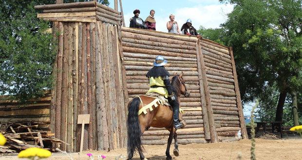 V polovině července dojde na Vítkově k rekonstrukci husitské bitvy.