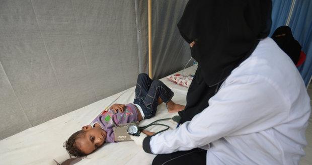 Cholera se šíří neuvěřitelnou rychlostí: Za 2 měsíce pohltila celou zemi