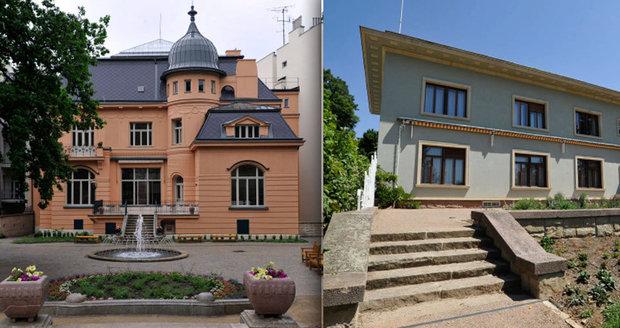 Léto ve známých brněnských vilách bude ve znamení retro kultury.