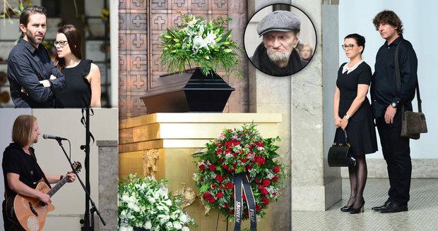 Poslední rozloučení s Vladimírem Drhou