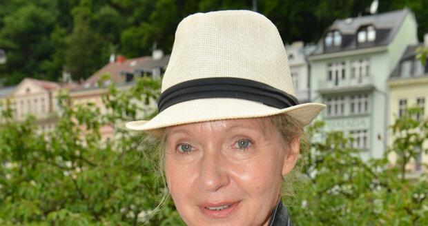 Irena Obermannová.
