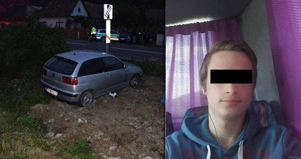 Tomáš (†17) zemřel při honičce s policií: Pravdu o jeho smrti odhalila pitva