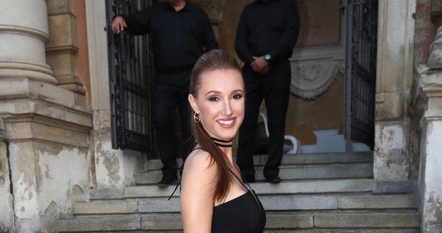 Modelka Taťána Makarenko