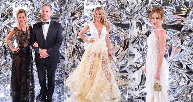 Luxusní Moët party ve Varech: Celebrity zářily ve znamení světla.