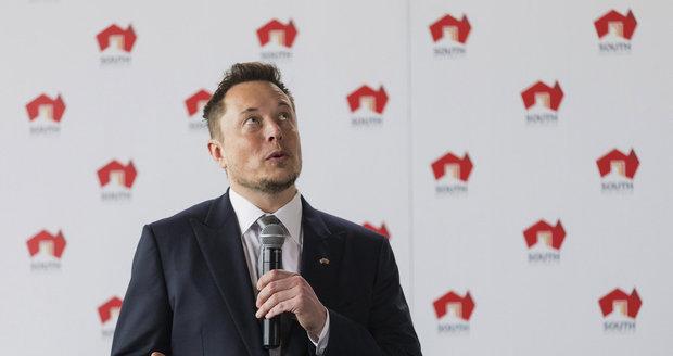 Raketa s lidmi může k Marsu odstartovat už v roce 2024, tvrdí vizionář Musk