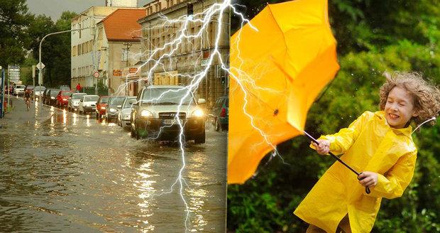 Příští týden se vrátí do Česka tropická vedra a vystřídají tak současné chladnější počasí.