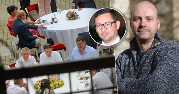 """Petr zkouší na Hradě slavit jako Mynář: Chci vědět, jestli Ovčáček """"nekecal"""""""