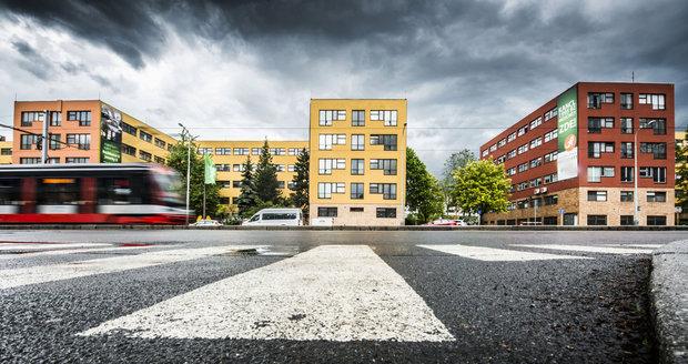 Byty v Praze jsou stále cenově nedostupné. (ilustrační foto)