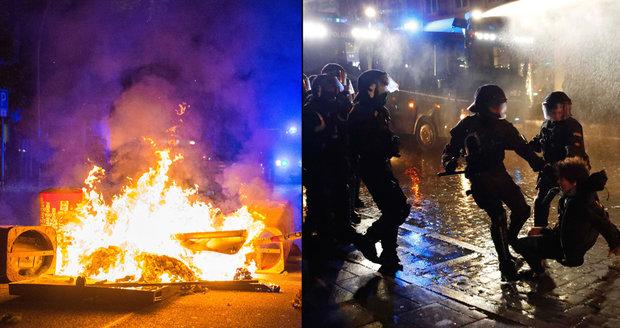 Politici odsoudili násilí v Hamburku. Konečná: Protestovali tam i Češi