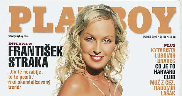 Svůdná Zuzana Belohorcová