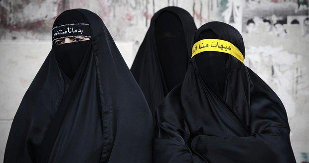 Policisté chystají na letištích zátah na muslimky: Burku dolů, nebo k nám nesmíš!