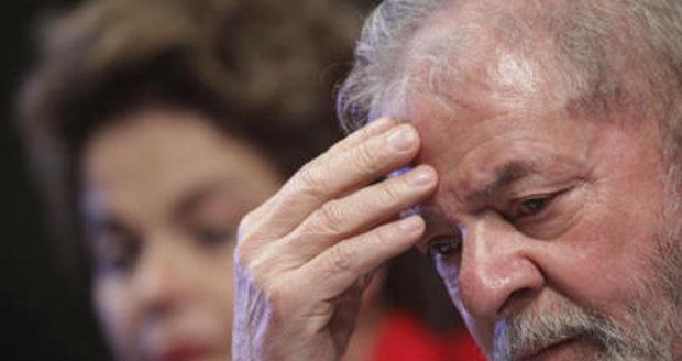 Trestaný exprezident nesmí v Brazílii kandidovat. Zákon si na to připravil sám