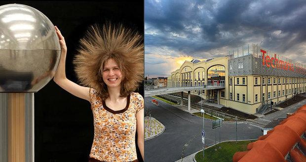 Techmania Science Center v Plzni