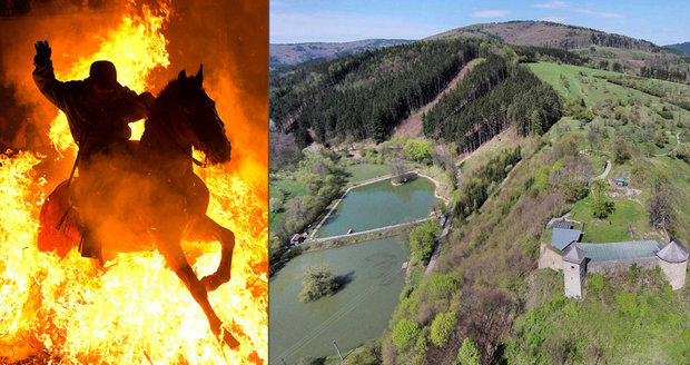 Jedním z nejtajemnějších míst u nás je hrad Brumov. V jeho ruinách se prý zjevuje ohnivé spřežení a v okolních lesích se mají dít podivné věci!
