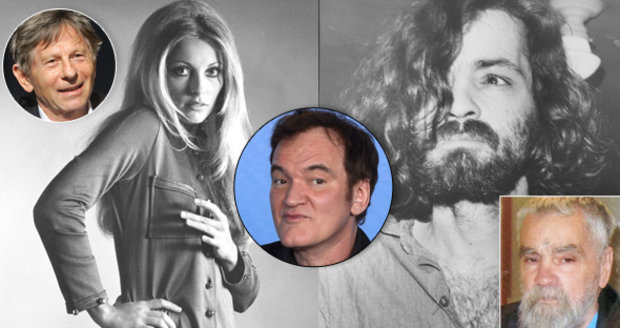 Zavraždil těhotnou ženu jeho kolegy, teď o něm Tarantino natočí film! Manson na plátně s Bradem Pittem?!