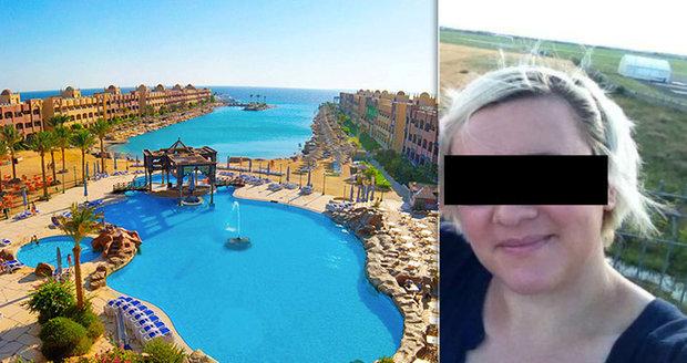 Česká kriminálka v Egyptě: Policisté prověřují smrt účetní Lenky (†36) po teroru
