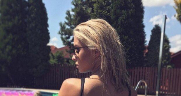 Kristýna Kubíčková je sexy.