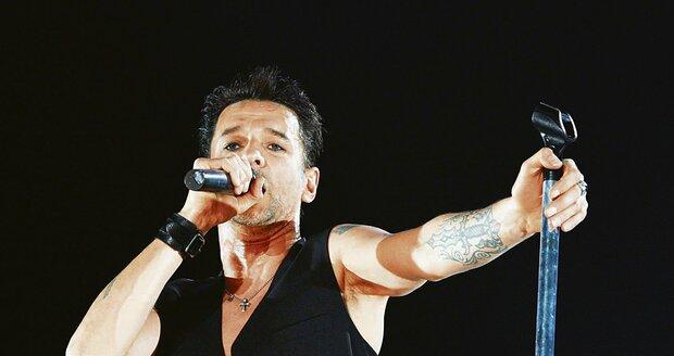 Depeche Mode v Praze Edenu