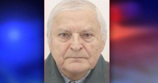 Policisté pátrají po Jiřím A. (88), který trpí Alzheimerovou chorobou. Odešel od domu a nevrátil se.