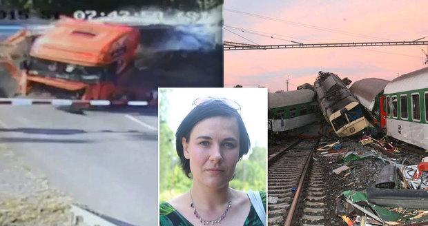Andrea přežila obě tragické nehody ve Studénce: Před první mě zasáhla předtucha