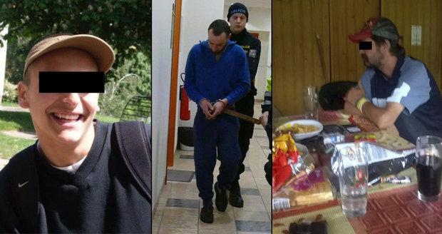 Trest za smrt otce a syna v Jirkově: Žhář dostal 15 let a pokutu v řádech milionů