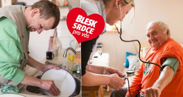 Organizace Diakonie ČCE – středisko ve Valašském Meziříčí: Dáváme práci lidem s postižením!