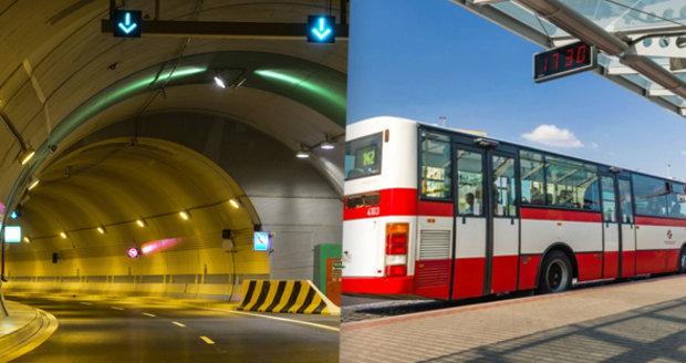 Praha 5 i Praha 6 chtějí spojit Anděl a Hradčanskou tunelem Blanka.