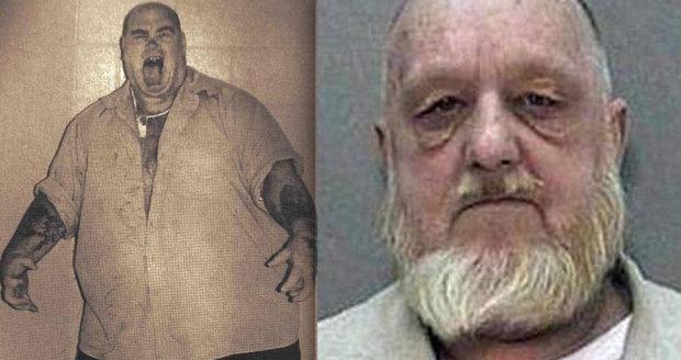 Morbidně obézní kanibal (†62), který prodával grilované maso obětí: Našli ho mrtvého v cele