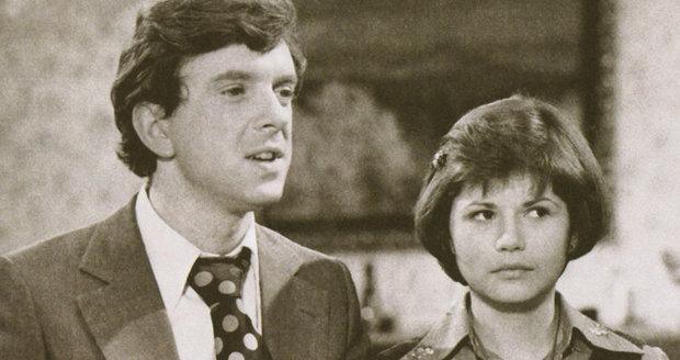 1978 – Otec nebo bratr: Jaromír Hanzlík a Ivana Andrlová