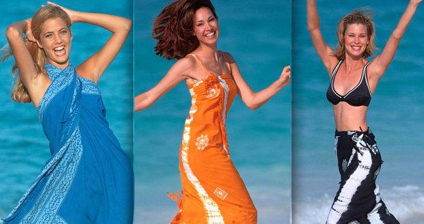 0dba95e6776 Naučte se správně vázat pareo  V letních vedrech nahradí sukni